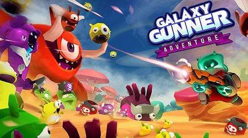 Galaxy Gunner: Adventure Android Game Image 1