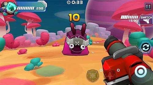 Galaxy Gunner: Adventure Android Game Image 4