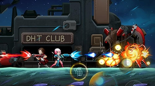 Metal Wings: Elite Force Android Game Image 4
