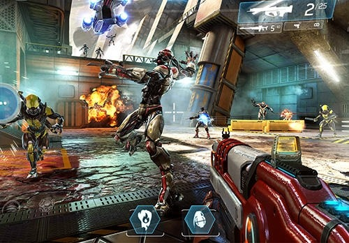 Shadowgun Legends Android Game Image 3