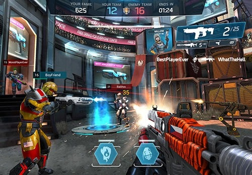 Shadowgun Legends Android Game Image 4