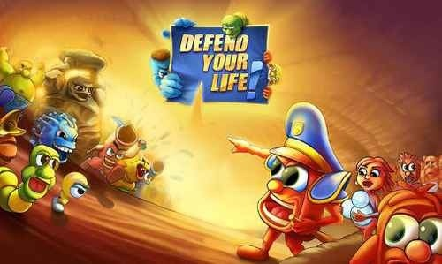 Defend Your Life! Android Game Image 1