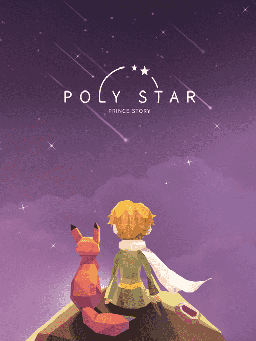 Poly Star : Prince Story Android Game Image 1