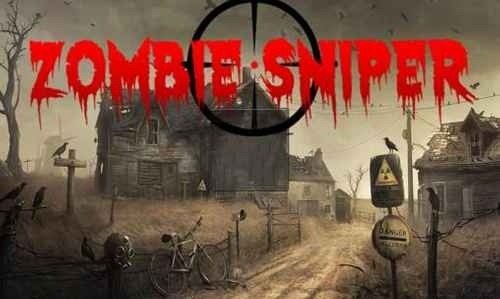 Zombie Sniper Android Game Image 1