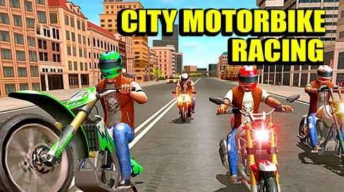 City Motorbike Racing Android Game Image 1