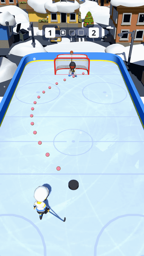 Happy Hockey! Android Game Image 2