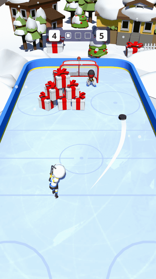 Happy Hockey! Android Game Image 3
