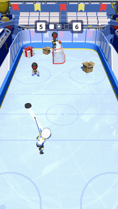 Happy Hockey! Android Game Image 4
