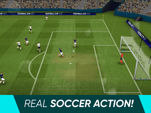 Soccer Cup 2020 Android Game Image 2