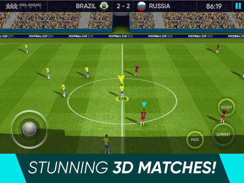 Soccer Cup 2020 Android Game Image 4