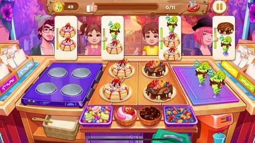 Chef Papa - Restaurant Story Android Game Image 3