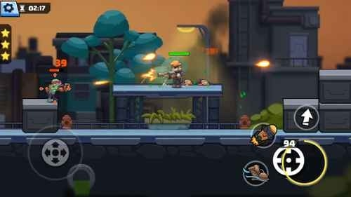 Cyber Dead Android Game Image 3