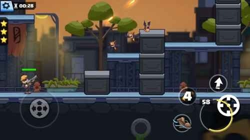Cyber Dead Android Game Image 4