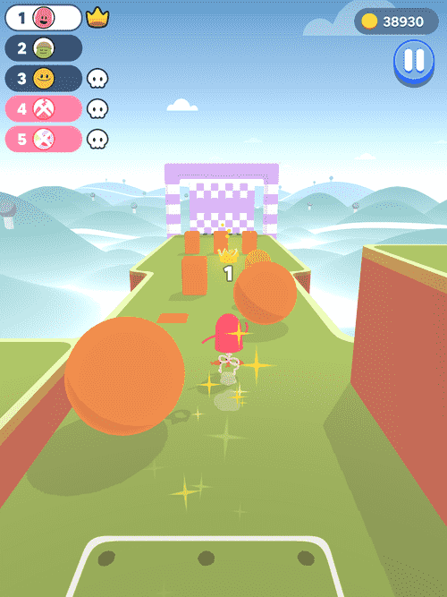 Dumb Ways To Dash! Android Game Image 2