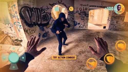 Hijacker Jack Android Game Image 4