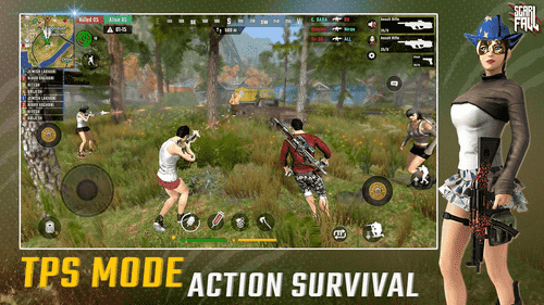 ScarFall : The Royale Combat Android Game Image 1