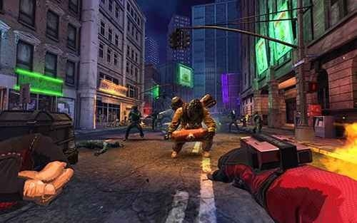 Suicide Squad: Special Ops Android Game Image 4