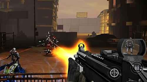 Zombie Defense Shooting Android Game Image 2