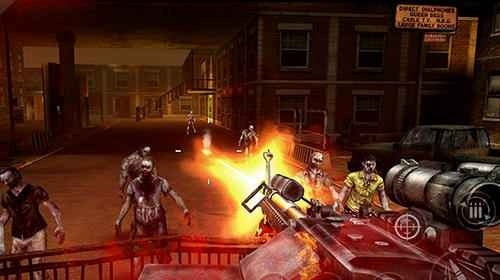 Zombie Defense Shooting Android Game Image 3