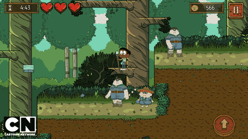 Craig Of The Creek: Itch To Explore Android Game Image 3