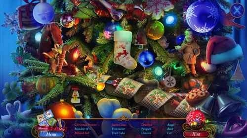 Yuletide Legends: Who Framed Santa Claus Android Game Image 4