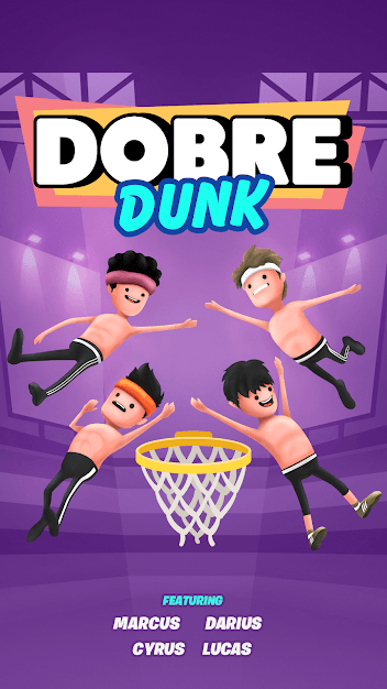 Dobre Dunk Android Game Image 1