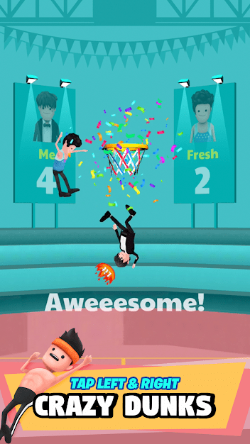 Dobre Dunk Android Game Image 2