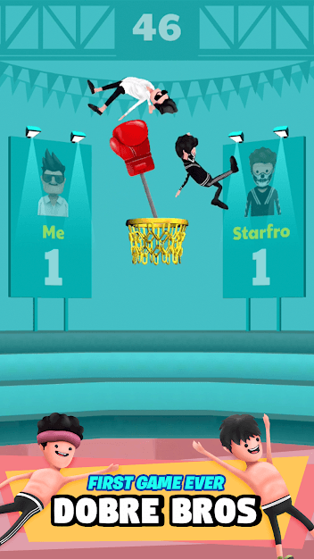 Dobre Dunk Android Game Image 4