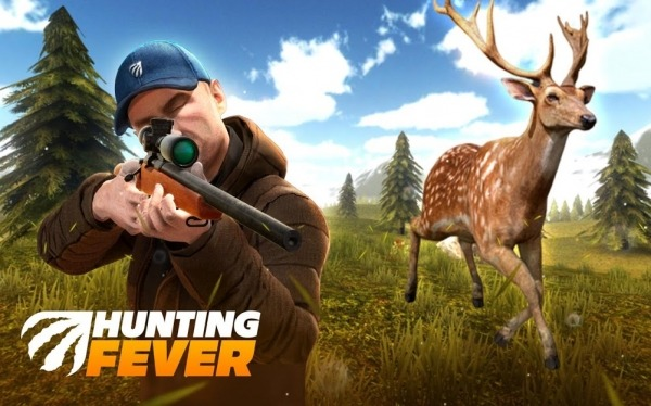 Hunting Fever Android Game Image 1