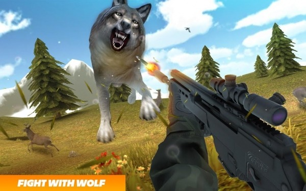 Hunting Fever Android Game Image 2
