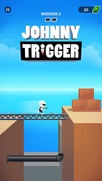 Johnny Trigger Android Game Image 1