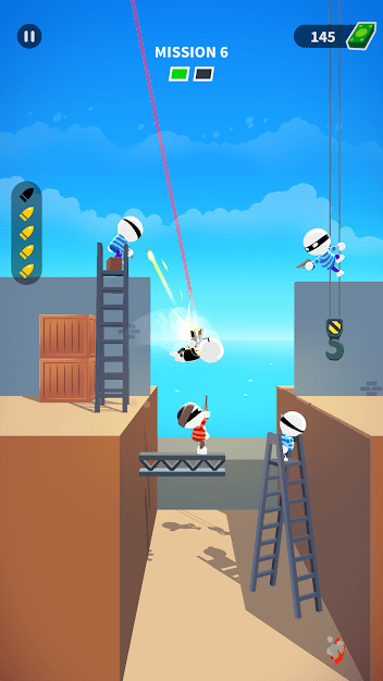 Johnny Trigger Android Game Image 2