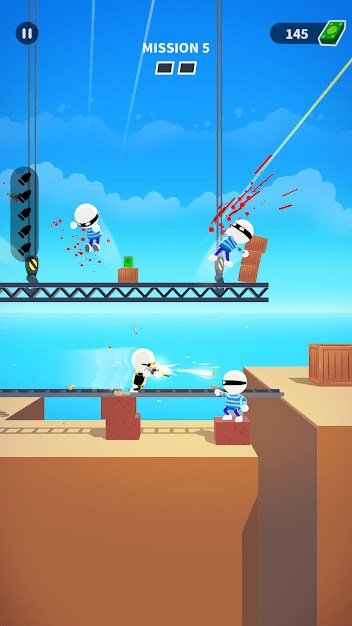Johnny Trigger Android Game Image 3