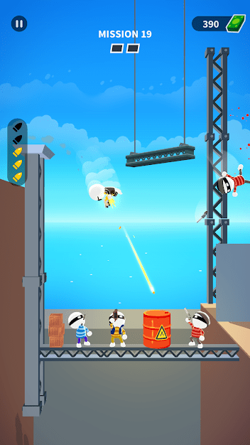 Johnny Trigger Android Game Image 4