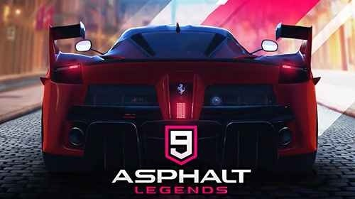 Asphalt 9: Legends Android Game Image 1