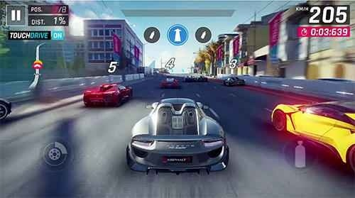 Asphalt 9: Legends Android Game Image 2