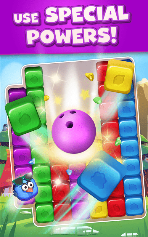 Cartoon Crush: Blast 3 Matching Games Toon Puzzle Android Game Image 4