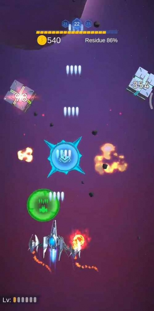 Dust Settle Android Game Image 2