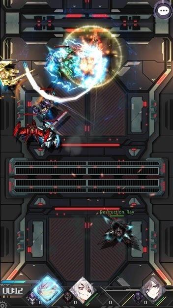 Iron Saga - Battle Mecha Android Game Image 4