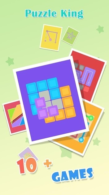 Puzzle King - Games Collection Android Game Image 1