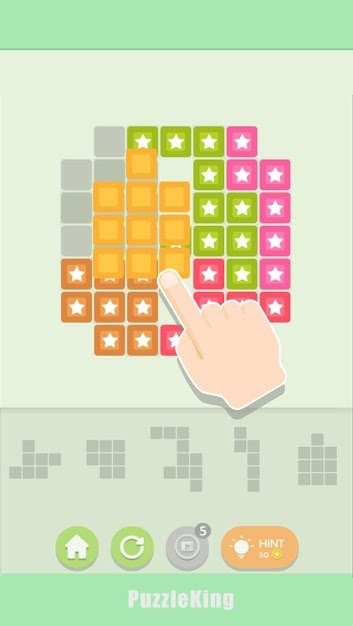 Puzzle King - Games Collection Android Game Image 4