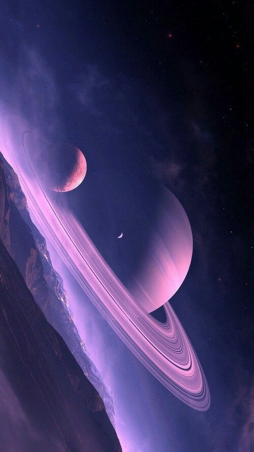 Space Android Wallpaper Image 1