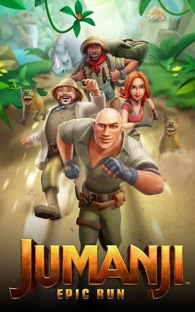 Jumanji: Epic Run Android Game Image 1