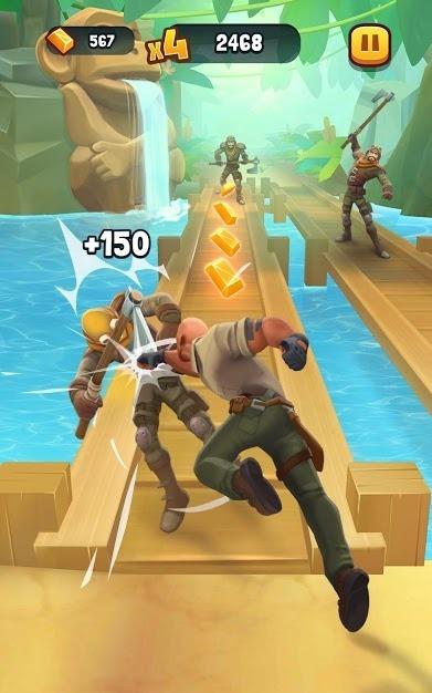 Jumanji: Epic Run Android Game Image 2
