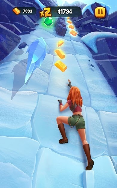Jumanji: Epic Run Android Game Image 3