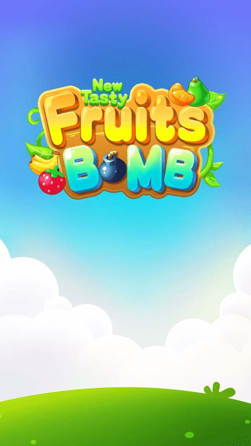 New Tasty Fruits Bomb: Puzzle World Android Game Image 1