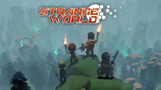 Strange World Android Game Image 1