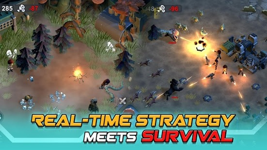 Strange World Android Game Image 2