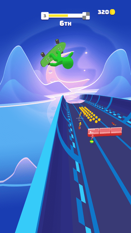 Turbo Stars Android Game Image 1