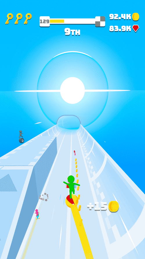 Turbo Stars Android Game Image 2